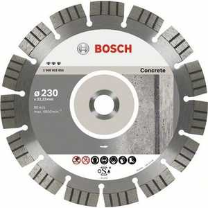 Диск алмазный Bosch 180х22.2мм Best for Concrete (2.608.602.654)