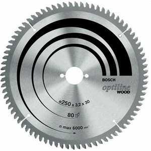 Диск пильный Bosch 305х30мм 60зубьев Optiline (2.608.640.441)  диск пильный 190х24х30 мм optiline bosch профи