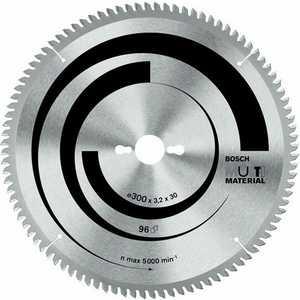 Диск пильный Bosch 250х30мм 80зубьев Multi Material (2.608.640.516) диск пильный bosch 230х30мм 64зуба multi material 2 608 640 513