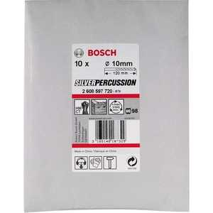 Сверло по бетону Bosch 6.0х60х100мм 10шт CYL-3 (2.608.597.716) сверло по бетону bosch cyl 3