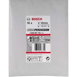Сверло по бетону Bosch 8.0х80х120мм CYL-3 (2.608.597.719) коническое шлифкольцо 30 мм зерно 120 bosch 1600a00158