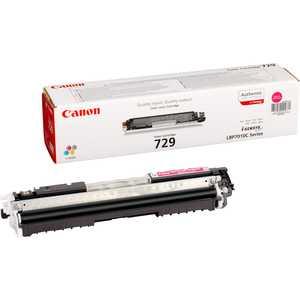 Картридж Canon 729M (4368B002) canon 729m 4368b002