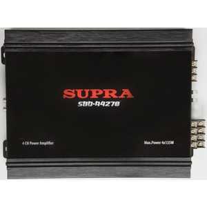 Усилитель Supra SBD-A4270 термопот supra tps 3016 730 вт 4 2 л металл серебристый