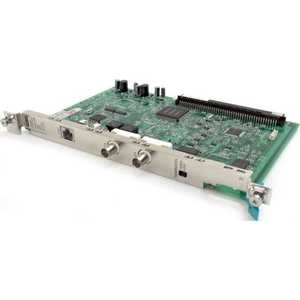 Плата ISDN PRI Panasonic KX-TDA0290CJ акс panasonic kx tda0290cj плата e1 для tda200
