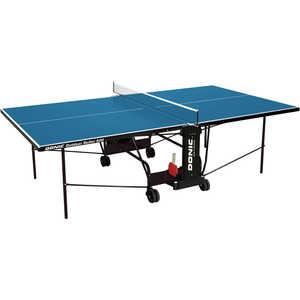 Купить теннисный стол Donic-Schildkrot Outdoor Roller 600 (синий) (103127) в Москве, в Спб и в России