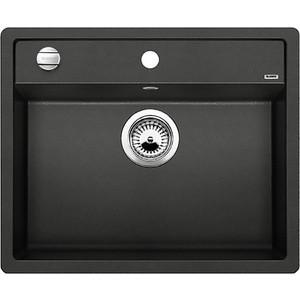 Мойка кухонная Blanco Dalago 6 антрацит с клапаном-автоматом (514197) blanco andano 340 180 u с клапаном автоматом левая 518322