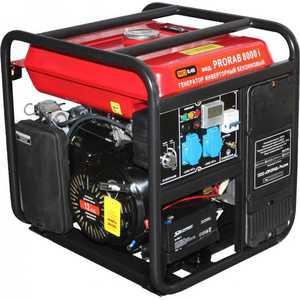 Купить генератор бензиновый инверторный Prorab 8000 IEW (104513) в Москве, в Спб и в России