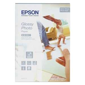 Фотобумага Epson Glossy (C13S042176) b173rw01 v 3 glossy b173rw01 v3 laptop lcd screen hd 1600 900 display matrix