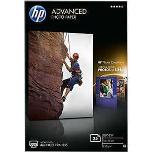 HP Улучшенная глянцевая фотобумага (Q8691A)
