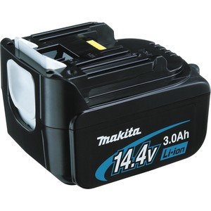 Аккумулятор Makita 14.4В 3Ач Li-ion тип BL1430 (194065-3) charger for makita li ion battery bl1830 bl1430 dc18rc dc18ra dc18rct 100 240v 50 60hz