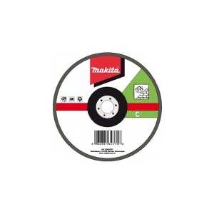 Фотография товара круг лепестковый торцевой Makita 180х22.2мм К40 (D-28139) (105692)
