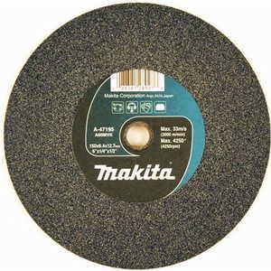 Круг шлифовальный Makita 150x6.4x12.7мм К60 (A-47195) шлифлента makita 100х610мм к60 5шт p 36893