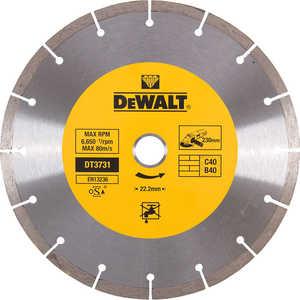 Диск алмазный DeWALT 230х22.2мм (DT 3731)