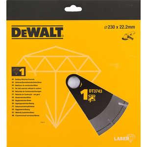 Диск алмазный DeWALT 230х22.2мм (DT 3743)