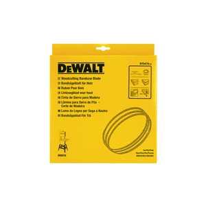 Полотно пильное для ленточной пилы DeWALT 2215х16х0.6мм по дереву DW876 (DT 8473)