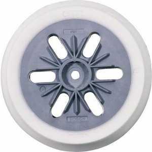 Тарелка опорная Bosch 150мм мягкая для GEX (2.608.601.115) опорная тарелка multihole 125 мм мягкая bosch 2608601333