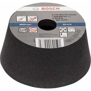 Фотография товара чашка коническая Bosch 110/90х55мм K60 по камню (1.608.600.241) (107110)