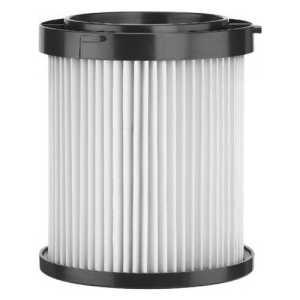 Фотография товара фильтр DeWALT многоразовый для DC500 (DC 5001) (107402)