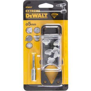 Сверло алмазное DeWALT 5.0мм (DT 6037)