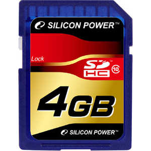 Silicon Power SP004GBSDH010V10