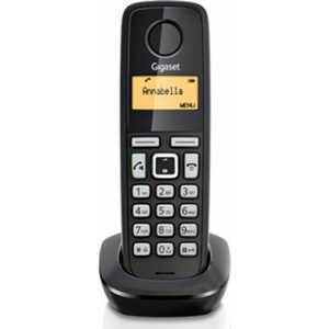 Аксессуар Gigaset A220H black (доп. трубка к A220) телефон dect gigaset l410 устройство громкой связи
