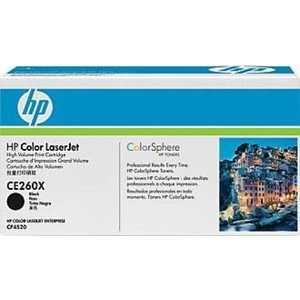 Картридж HP №646X (CE264X)