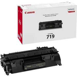 Картридж Canon 719 black (3479B002)