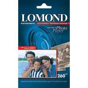 Фотобумага Lomond 1103302 полуглянцевая