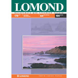 Lomond бумага 2х сторонняя (0102006) lomond бумага 102138