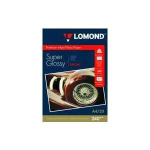 Lomond бумага cуперглянцевая (1105100) наклейки lomond 1204052