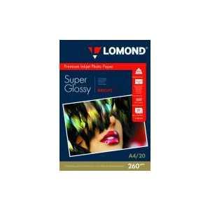 Lomond бумага cуперглянцевая (1103101) lomond бумага cуперглянцевая 1105100
