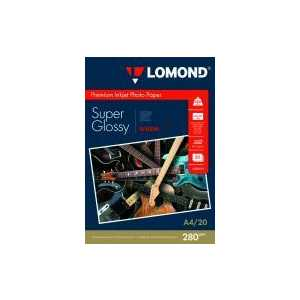 Lomond бумага cуперглянцевая (1104101) бумага lomond 0102084