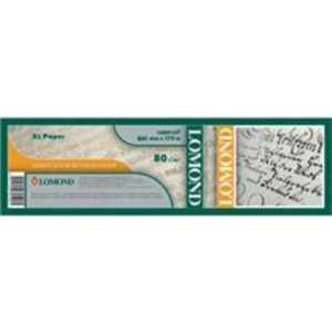 Широкоформатная бумага Lomond A0 матовая инженерная (1209127) lomond бумага инженерная 1209120