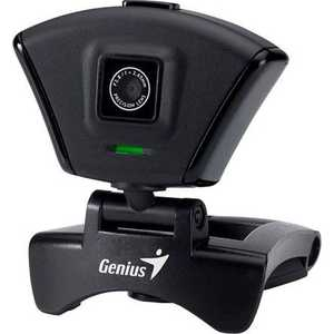 Веб-камера Genius FaceCam 315 black USB с микрофоном black
