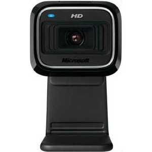 Веб-камера Microsoft LifeCam HD-5000 black (7ND-00004)
