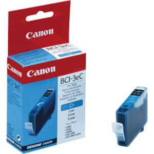 Картридж Canon BCI-3eC cyan (4480A002) картридж струйный lomond canon bci 3ey для canon bc 31 bc 33 s600 yellow