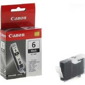 Картридж Canon BCI-6 black (4705A002) canon bci 6 4705a002 black