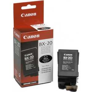 Картридж Canon BX-20 black (0896A002) canon bx 20