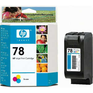 цена на Картридж HP №78 Tri-Colour (C6578D)