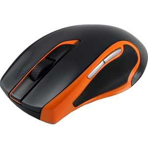 Мышь Oklick 408MW Black-Orange