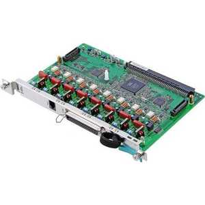 Акс. Panasonic KX-TDA0180X для TDA100/200 дополнительные линии panasonic kx tda0174xj 16port for tda100 200