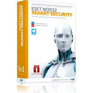 Программное обеспечение ESET NOD32 Smart Security (NOD32-ESS-1220(Box)-1-1)