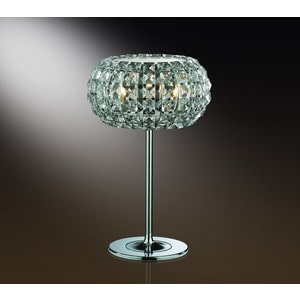 Настольная лампа Odeon 1606/3T