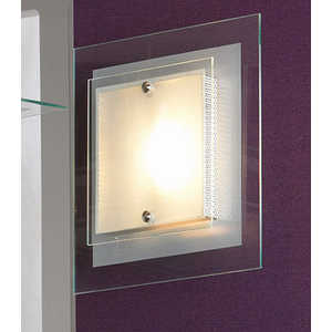Настенный светильник Lussole LSA-2602-01 сахарница lsa dine цвет белый