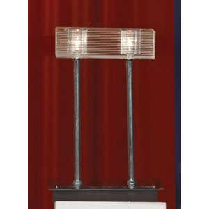 Настольная лампа Lussole LSF-1304-02 бра leds c4 lazo 05 1304 g8 55