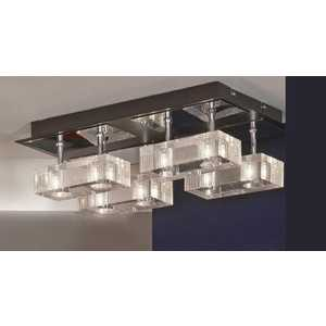 Потолочный светильник Lussole LSF-1307-08 потолочный светильник kolarz twister 1307 19 5k