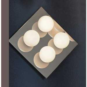 Настенный светильник Lussole LSQ-8901-04 настенный светильник lussole lsq 9902 04