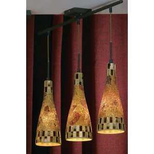Потолочный светильник Lussole LSQ-6516-03 бусы из жемчуга ажур нжм 6516