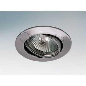 Точечный светильник Lightstar 11024 точечный светильник lightstar 6411