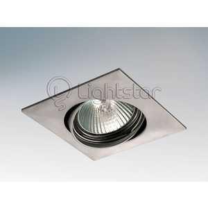 Купить точечный светильник Lightstar 11039 (116996) в Москве, в Спб и в России